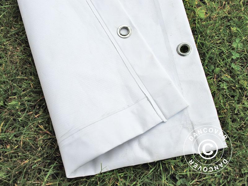 goutti re de toit 6m pvc pour tentes de r ception dancovershop fr. Black Bedroom Furniture Sets. Home Design Ideas