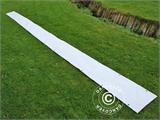 Raingutter 7 m PVC for Marquees - 1