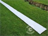 Raingutter 14 m PVC for Marquees - 1