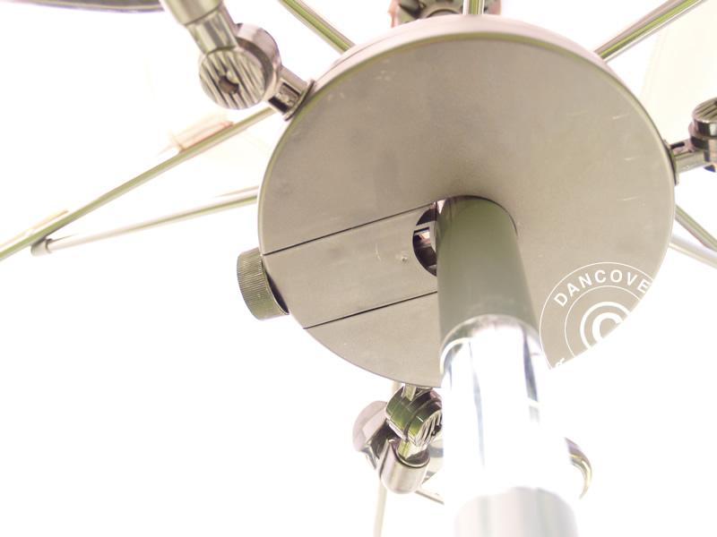 Illuminazione Per Ombrelloni A Braccio : Lampada per ombrellone luxor led dancovershop it