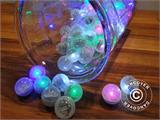 Party light, Fairy Berry, LED Mixed colours, 48 pcs. - 2