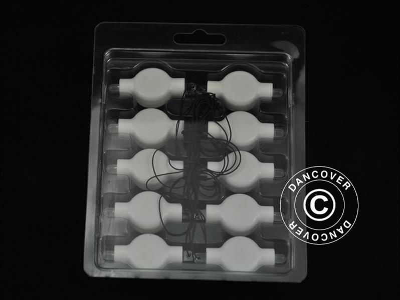 Koud Wit Licht : Led licht voor lampion 20 stuks koud wit dancovershop nl