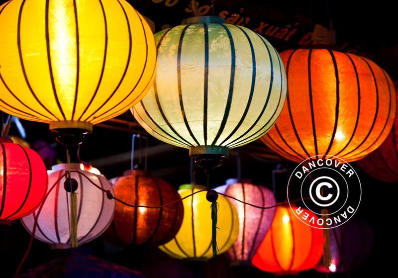 LED-licht Voor Lampion, 20 Stuks, Warm Wit