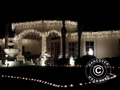 Led Icicle Chain 5 M Cool White