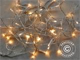 LED Fairy lights, 10 m, Multifunction, Warm white - 7