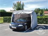 Folding garage (Car), 2.6x5.8x2.1 m, Grey - 3