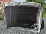 Folding garage (Car), ECO, 2.5x4.7x2 m, Grey - 1