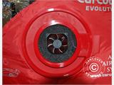 Carcoon Veloce 5.38x2.3 m Clear/Red, Indoor - 2