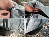 Bike cover, Grey - 6