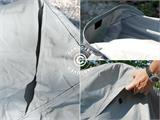 Bike cover, Grey - 7
