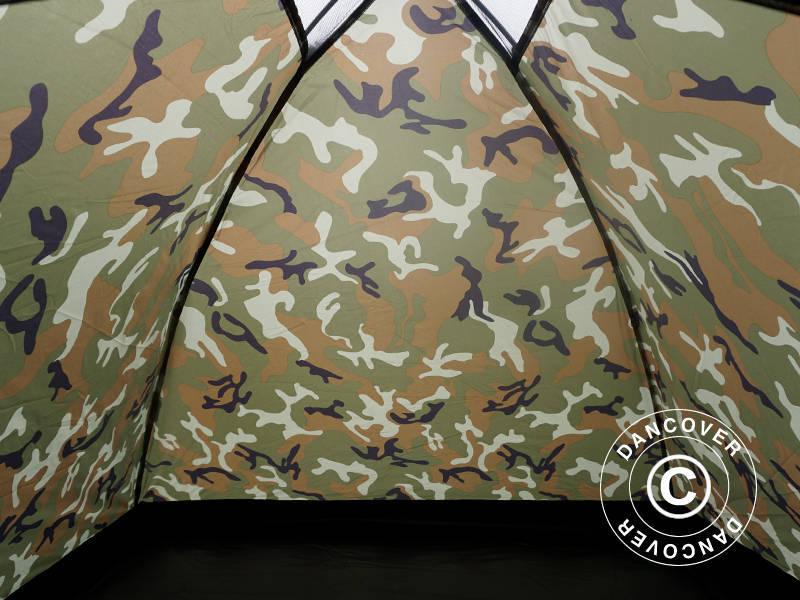 Camouflage Zelt Woodland IGLU, 2 Personen.