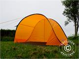 Strandtält, FlashTents®, 2 personer, Orange/Mörkgrå - 6