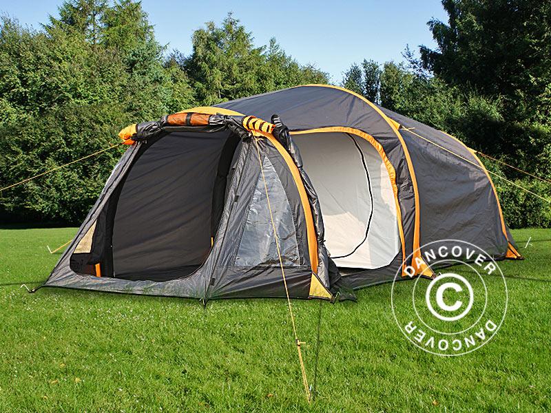 Lufttelt Campingtelt, FlashTents® Air, 2 personer, Orange