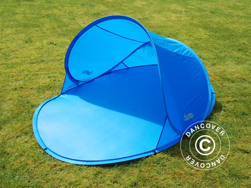 Tenda da spiaggia riparto pop up riparo flashtents® 2 persone
