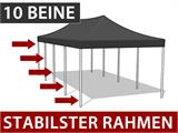 Faltzelt FleXtents Steel 4x8m Weiß - 8