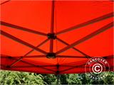 Vouwtent/Easy up tent FleXtents Basic v.2, 2x2m Rood - 14
