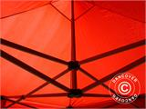 Vouwtent/Easy up tent FleXtents Basic v.2, 2x2m Rood - 20