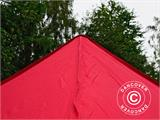Vouwtent/Easy up tent FleXtents PRO 2x2m Rood - 9