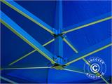 Pop up gazebo FleXtents Xtreme 60 4x4 m Blue, incl. 4 sidewalls - 14