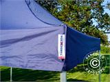 Pop up gazebo FleXtents PRO 3x3 m Dark blue - 14