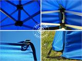 Pop up gazebo FleXtents PRO 2x2 m Blue - 1