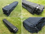 Pop up gazebo FleXtents Xtreme 4x6 m Black - 3