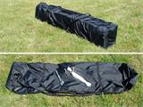 Pop up gazebo FleXtents Basic 110, 3x3 m Black, incl. 4 sidewalls - 3