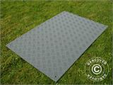 Party flooring and ground protection mat, 0.96 m², 80x120x0.6cm, Grey, 1 pc. - 3