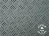Party flooring and ground protection mat, 0.96 m², 80x120x0.6cm, Grey, 1 pc. - 5