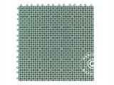 Plastic flooring Basic, Multiplate, Green, 1.23  m²  (4 pcs.) - 4