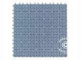 Plastic flooring Basic, Multiplate, Blue, 1.23  m² (4 pcs.) - 4