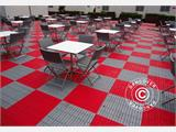 Flooring, Heavy duty, red 72 m² - 1