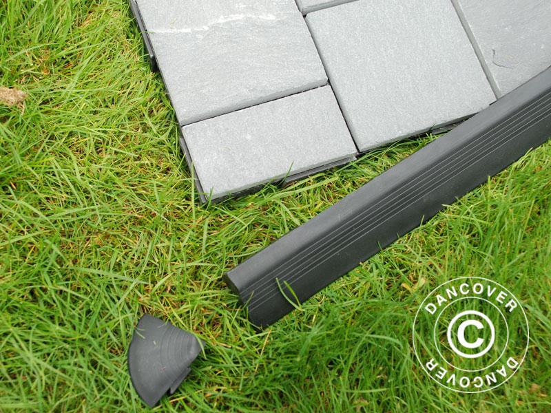 Piastrelle per pavimenti esterni profilo angolare pavimento con