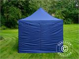 Carpa plegable FleXtents Xtreme 50 3x3m Azul oscuro, Incl. 4 lados - 2
