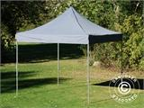 Quick-up telt FleXtents PRO 3x3m Grå - 3