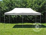 Quick-up telt FleXtents Xtreme 3x6m Hvit, inkl. 6 sider - 2