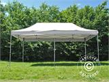 Quick-up telt FleXtents Xtreme 3x6m Hvit, inkl. 6 sider - 3