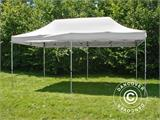 Quick-up telt FleXtents Xtreme 3x6m Hvit, inkl. 6 sider - 4