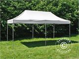 Quick-up telt FleXtents Xtreme 3x6m Hvit, inkl. 6 sider - 5