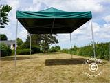 Pop up gazebo FleXtents PRO 3x3 m Green - 3