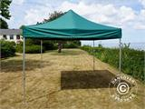 Pop up gazebo FleXtents PRO 3x3 m Green - 4