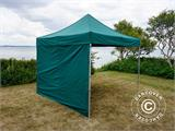 Pop up gazebo FleXtents Xtreme 50 3x3 m Green, incl. 4 sidewalls - 11