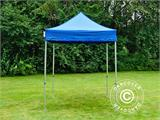 Vouwtent/Easy up tent FleXtents PRO 2x2m Blauw - 1