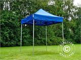 Vouwtent/Easy up tent FleXtents PRO 2x2m Blauw - 2