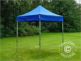 Vouwtent/Easy up tent FleXtents PRO 2x2m Blauw - 3