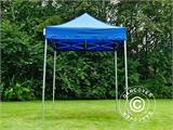 Vouwtent/Easy up tent FleXtents PRO 2x2m Blauw - 4