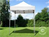 Pop up gazebo FleXtents PRO 2x2 m White, incl. 4 sidewalls - 5