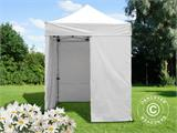 Pop up gazebo FleXtents PRO 2x2 m White, incl. 4 sidewalls - 6