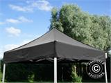 Pop up gazebo FleXtents PRO 2x2 m Black, incl. 4 sidewalls - 10