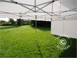 "Vouwtent/Easy up tent FleXtents PRO ""Peaked"" 3x6m Wit, inkl. 6 zijwanden - 7"